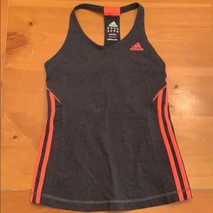 Adidas S workout tank